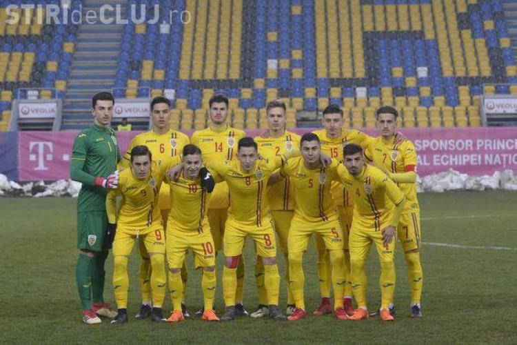 România U19 a ratat calificarea la Euro