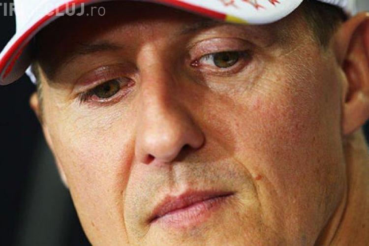 Cum arată Michael Schumacher: După 4 ani în comă:are 45 kg şi e mai scund cu 14 cm