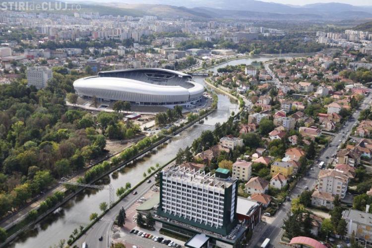 Ministerul Tineretului vrea să naționalizeze Cluj Arena și Sala Polivalentă. Se încearcă destabilizarea Clujului