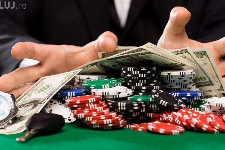 Un bărbat și-a pierdut nevasta şi copiii la jocurile de noroc