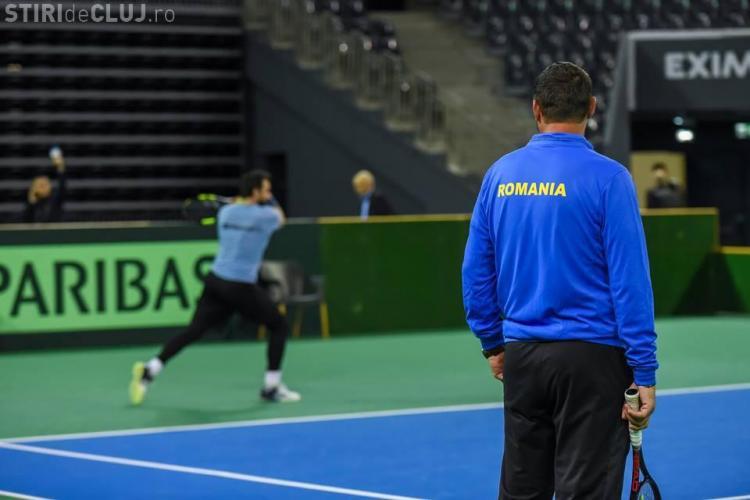 România pornește ca favorita în meciul cu Marocul din Cupa Davis