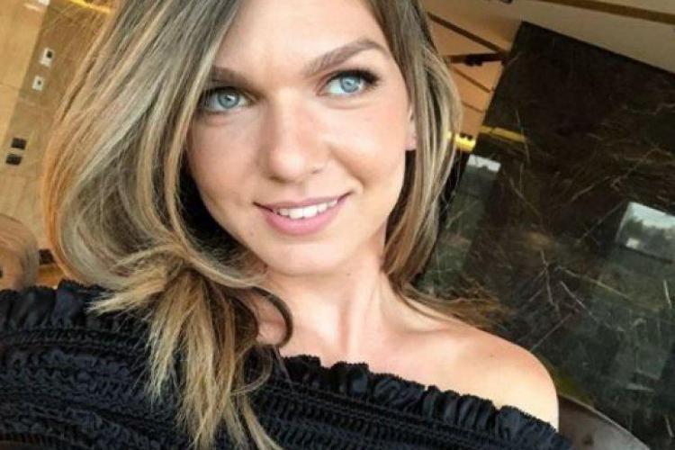 Simona Halep, sexy la Fed Cup. Cu ce ținută a apărut - FOTO