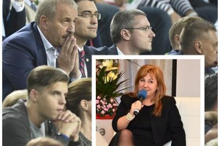 FRF a plătit către firma lui Vasile Dancu si catre o agentie de publicitate din  Cluj 800.000 de euro