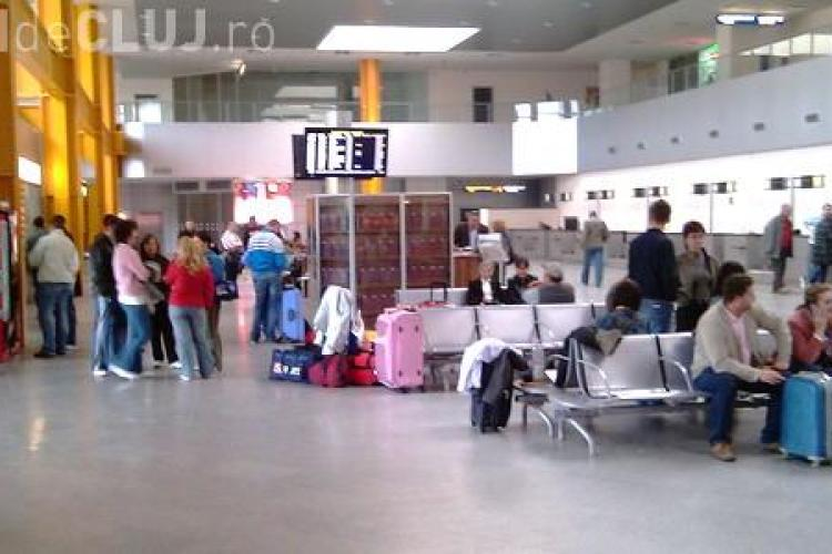 Cluj: O femeie a încercat să mituiască un polițist de la Aeroportul Cluj