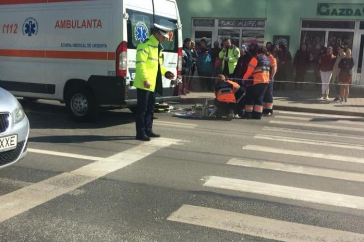 Tânăr surdomut, accidentat mortal pe 21 Decembrie de ambulanța SMURD - FOTO