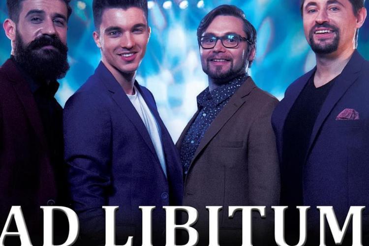Trupa Ad Libitum a cântat la  meciul U Cluj - Sănătatea Cluj - VIDEO