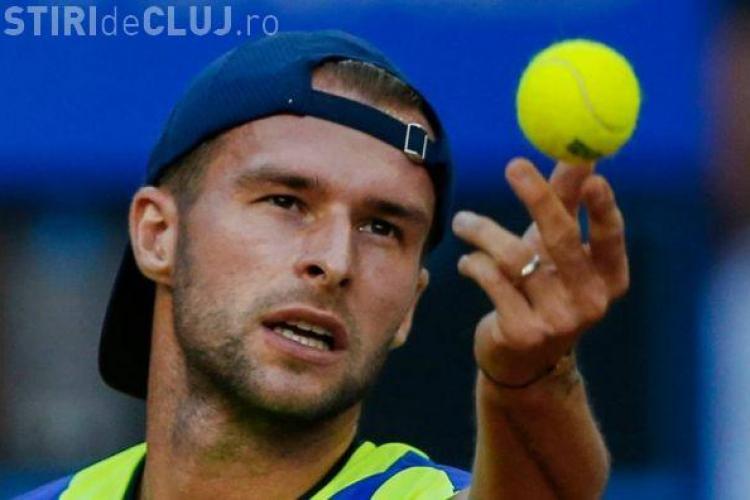 Cupa Davis la Cluj! România - Maroc 2-0. Adrian Ungur a câștigat al doilea meci