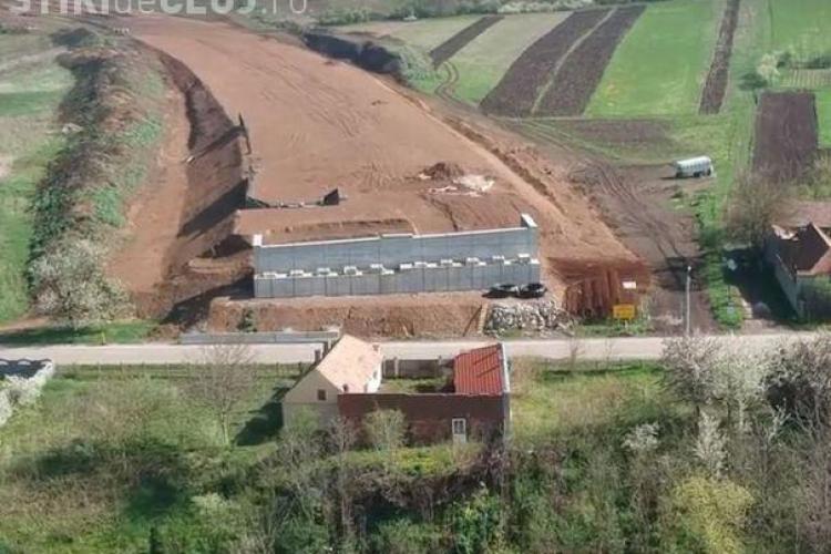 Cum a ajuns o casă expropriată să blocheze lucrările la Autostrada Sebeş-Turda