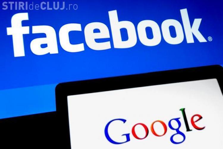 Google și Facebook riscă amenzi URIAȘE din cauza noilor reguli de protecție a datelor personale