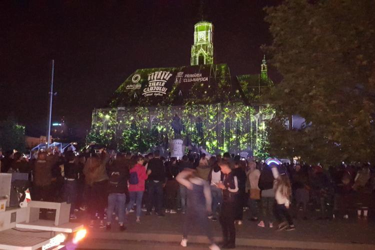 Zilele Clujului 2018 - Programul zilei zilei de sâmbătă. Gala Operelor e în Piața Unirii