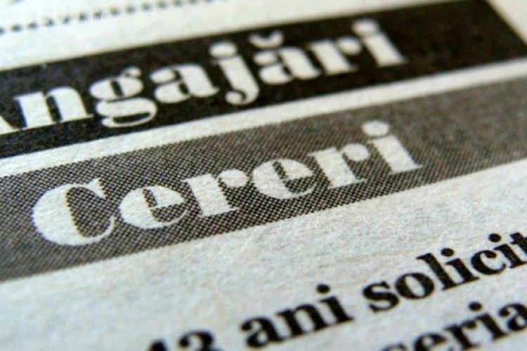 Peste 1.000 de locuri de muncă vacante la Cluj, la început de săptămână
