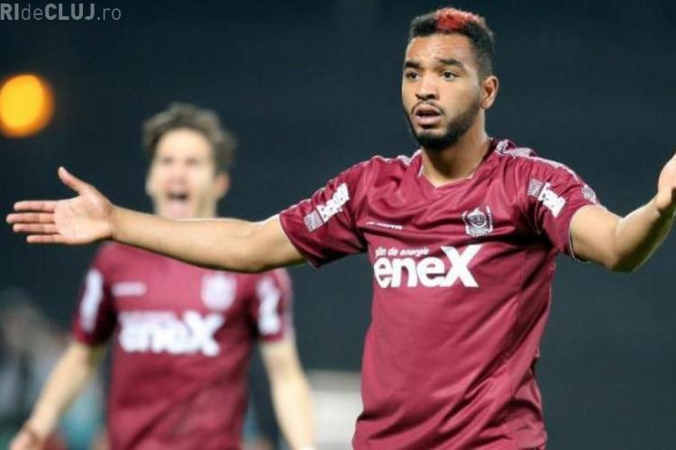 CFR Cluj a falsificat semnătura lui Omrani! Fotbalistul pleacă la Steaua