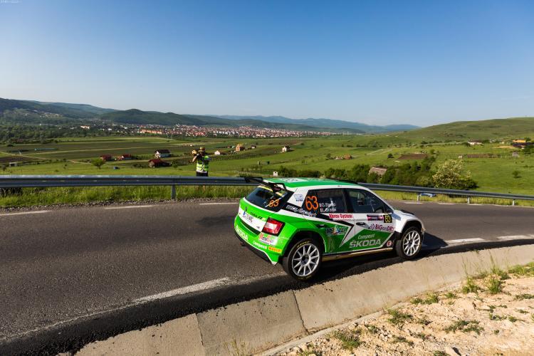 Italienii Basso și Granai au câștigat Transilvania Rally