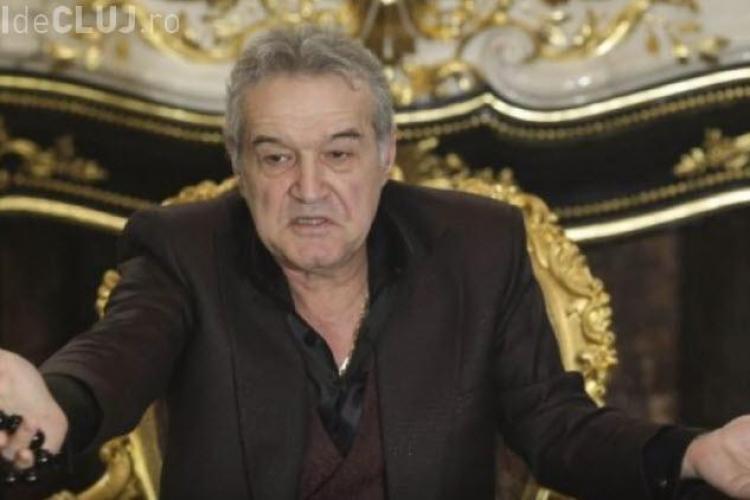 Gigi Becali a găsit vinovatul pentru pierderea titlului - VIDEO