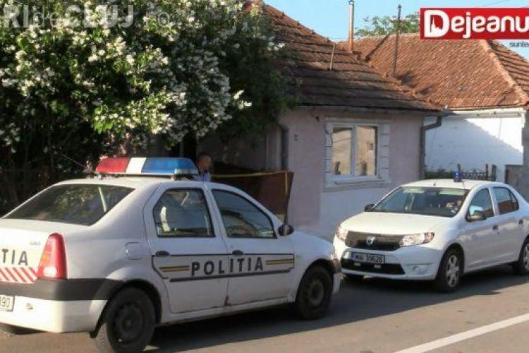 CLUJ: Bărbat găsit mort într-o casă din Dej. Polițiștii nu exclud CRIMA VIDEO