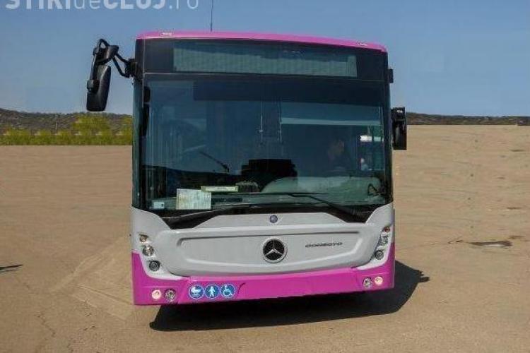 Se cumpără alte 60 de autobuze Mercedes pentru transportul comun din Cluj-Napoca. Vezi cât de mare e investiția
