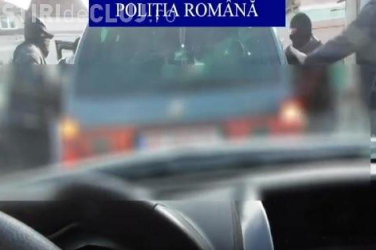 Percheziții la o grupare de hoți! Mergeau la furat Cluj, Mureș și Alba VIDEO