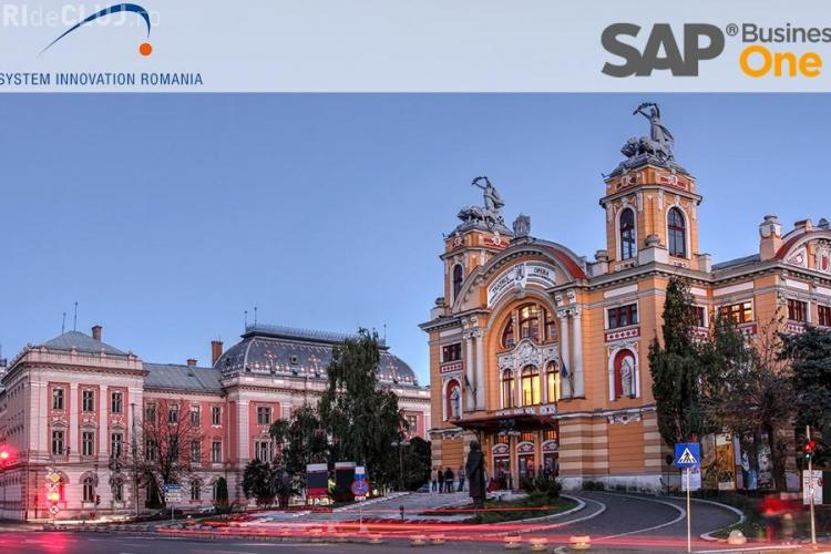 System Innovation Romania deschide birou de consultanță SAP Business One la Cluj (P)