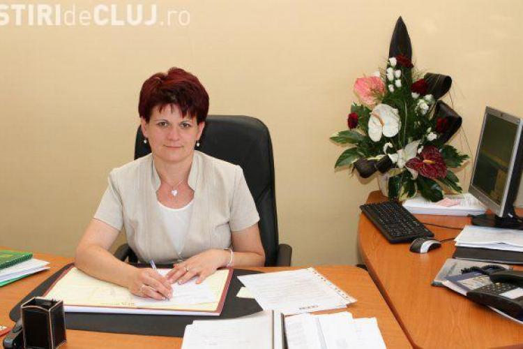 Viceprimarul Clujului, Anna Horvath, condamnat la închisoare pentru că a refuzat munca în folosul comunității