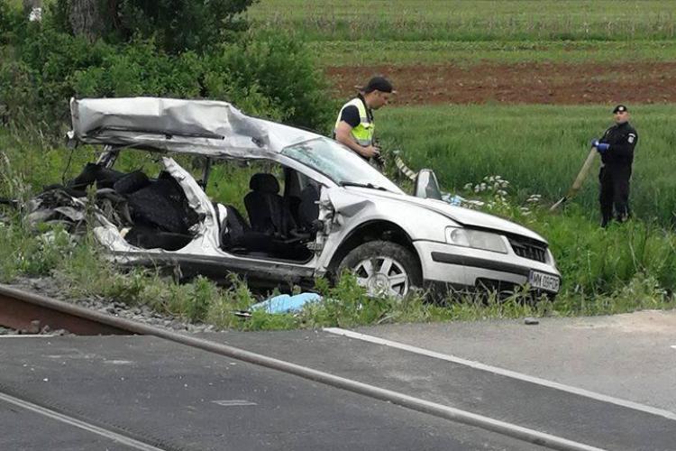 Patru studente de la Universitatea Tehnică Cluj au murit într-un accident - VIDEO DRAMATIC