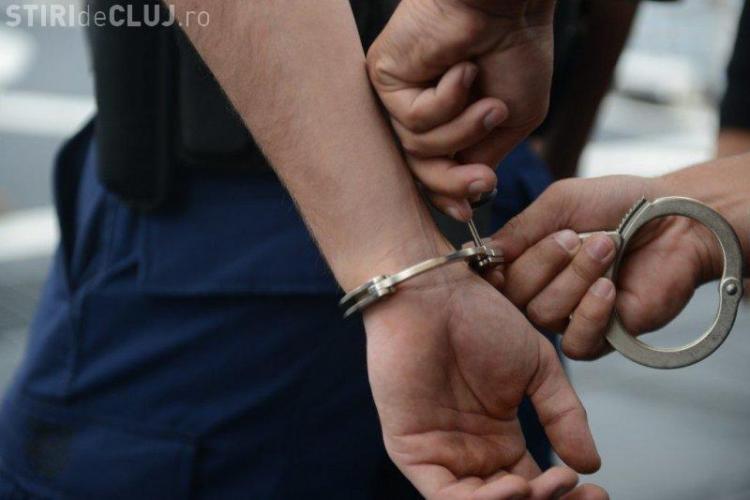 Clujean reținut de polițiști după ce a cauzat un accident rutier. Era și beat la volan
