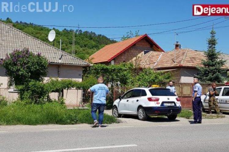 Descoperire macabră la Dej. Un bărbat și-a luat viața în propria gospodărie VIDEO