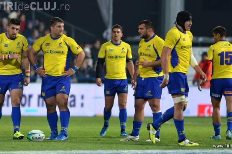 E OFICIAL! România a fost exclusă de la Campionatul Mondial de Rugby