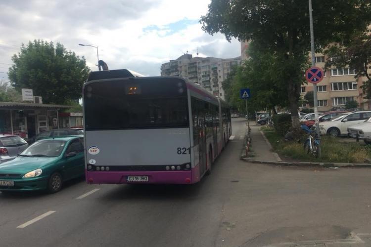 Gestul făcut de un șofer de autobuz a impresionat călătorii - FOTO