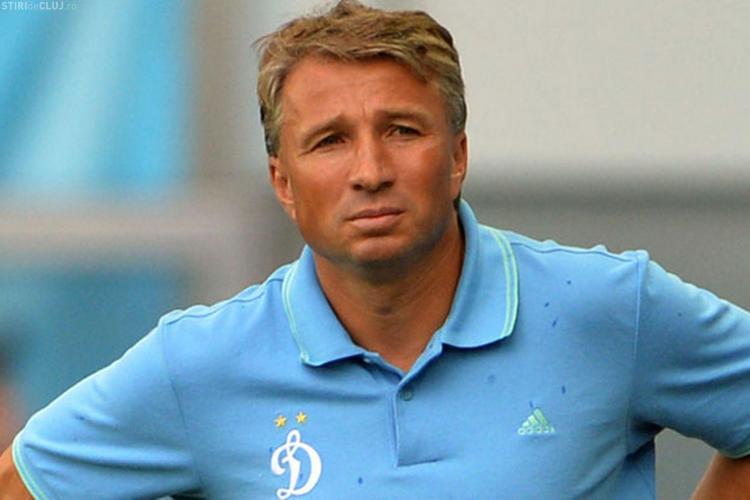 Dan Petrescu: Eu vreau să rămân la CFR Cluj. Am contract pe 2 ani. Nu putem juca precum Barcelona
