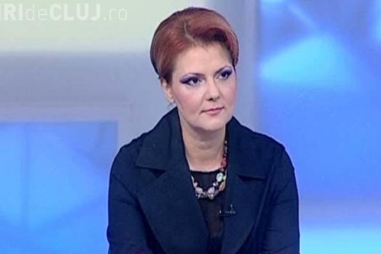 Lia Olguţa Vasilescu aruncă BOMBA: Pilonul II de pensii va deveni opţional
