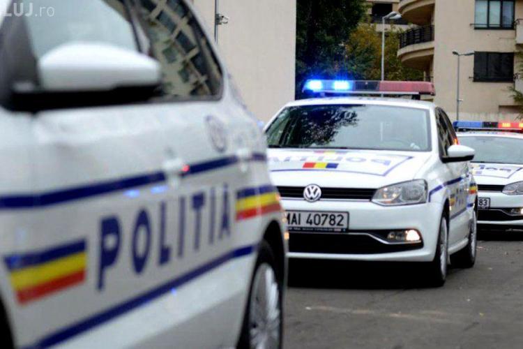 Comisar șef din Poliția Cluj, arestat pentru pornografie infantilă