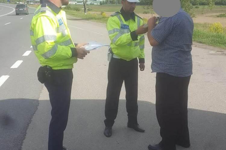 Clujean, șofer de autobuz, prins băut la volan în timpul serviciului