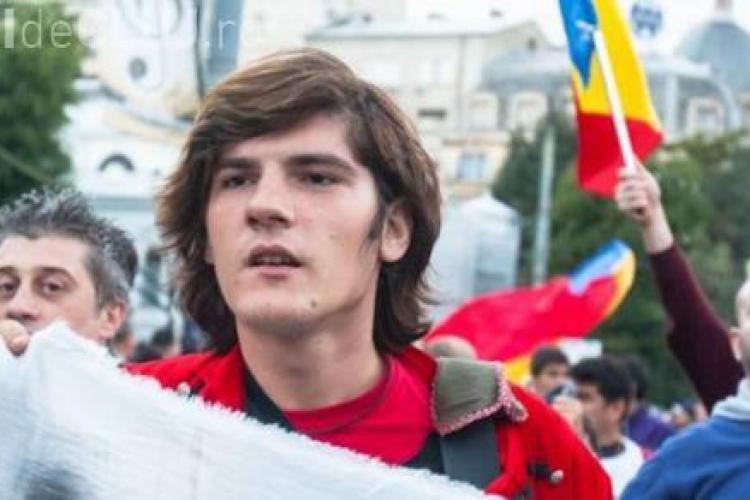 """Clujeanul Florin Bădiță, fondatorul """"Corupția ucide"""", desemnat """"Personalitatea europeană a anului"""""""