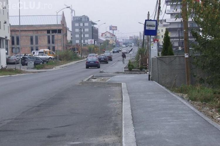 Pas important pentru extinderea străzii Bună Ziua la patru benzi