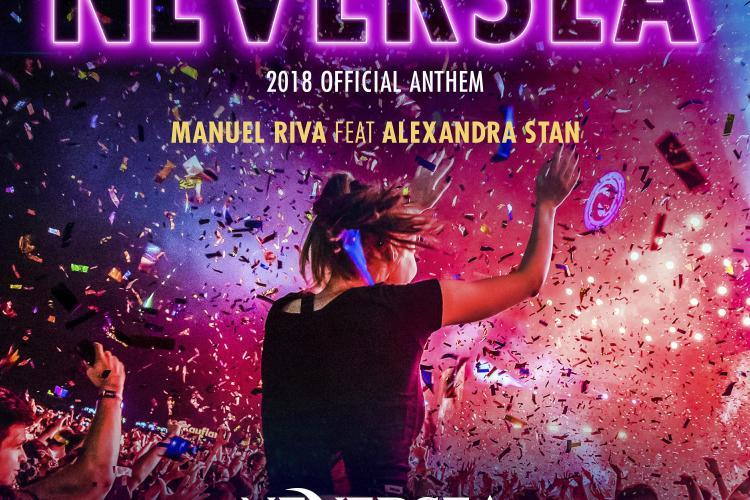 Manuel Riva și Alexandra Stan aduc hitul verii în România: Imnul NEVERSEA 2018! VIDEO