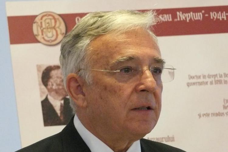 Cum își explică Mugur Isărescu retragerea de la BNR: Ei spun ce vrea votul popular, noi ce poate economia