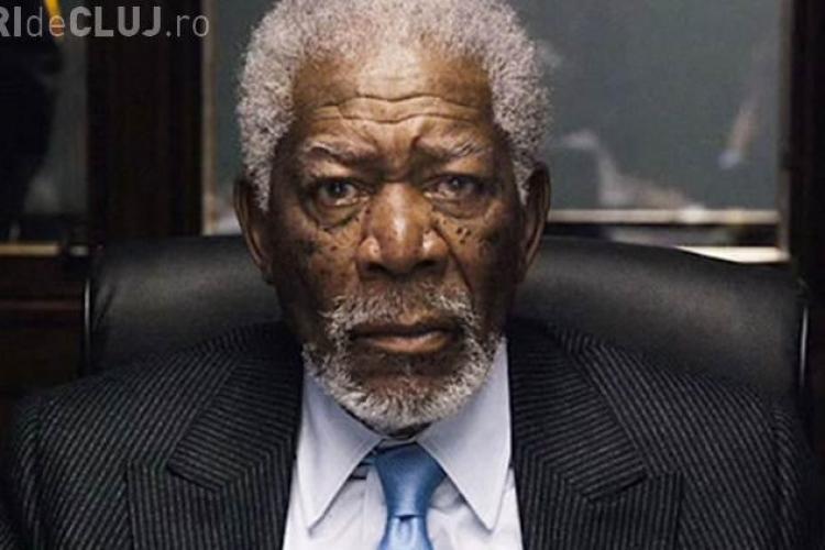 Morgan Freeman, acuzat de hărțuire sexuală. Starul și-a cerut scuze