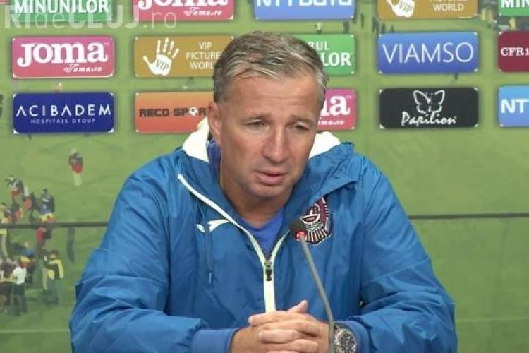 Dan Petrescu a plecat de la CFR Cluj. A preferat China și bani mai mulți