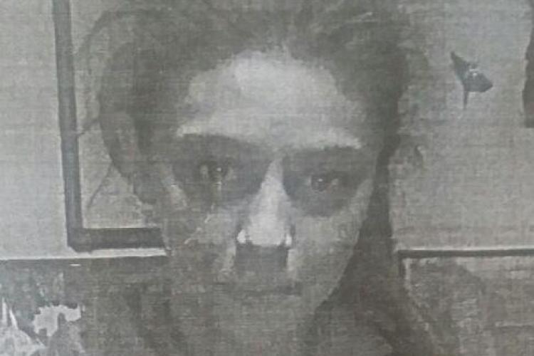 Cluj: Elevă de 15 ani dispărută în timp ce mergea acasă. Aţi văzut această persoană? - FOTO