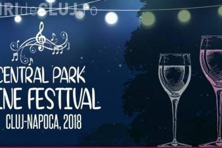 Central Park Wine Festival – cel mai mare festival în aer liber dedicat vinului și gastronomiei, la Cluj-Napoca