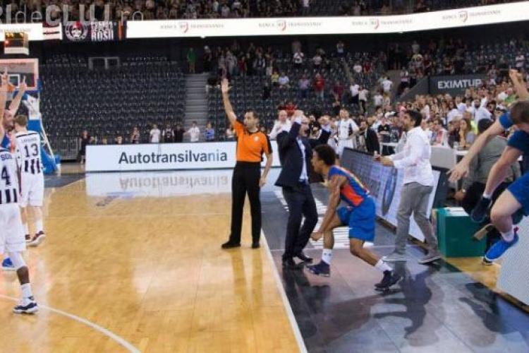 U Banca Transilvania a ratat finala campionatului național de baschet
