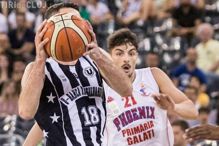 U-BT Cluj s-a calificat în semifinale Ligii