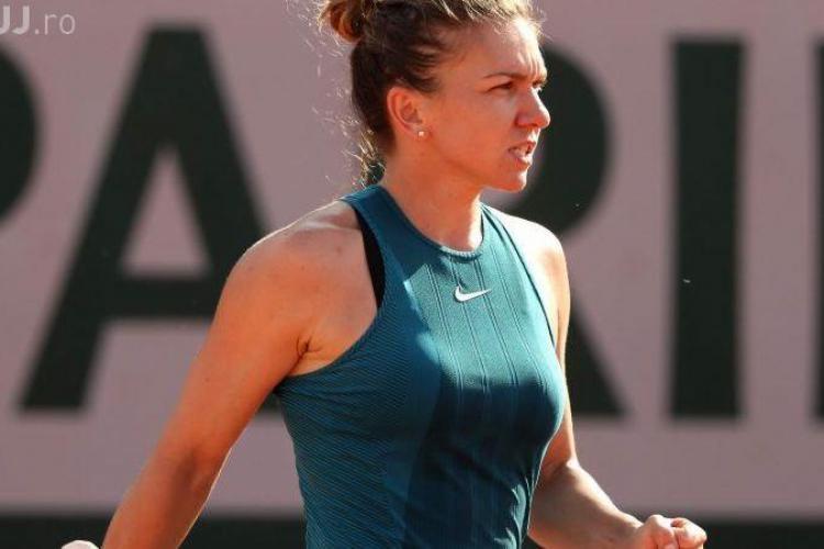Simona Halep investește în viitorul tenisului românesc! A creat o școală de tenis și finanțează elevii din banii săi