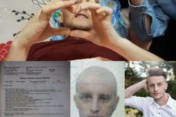 Alex a murit în Turcia! Tănărul din Florești care a emoționat toată țara a pierdut lupta