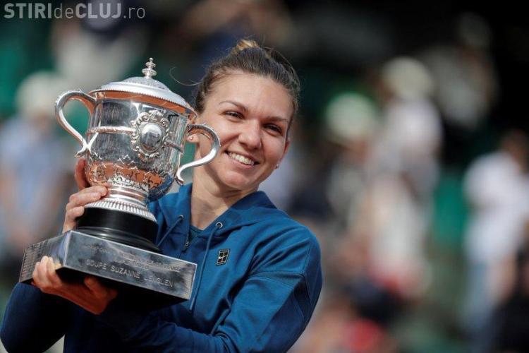 Mesajul emoționant al Simonei Halep pentru Petra Kvitova și Irina Begu, după câștigarea troferului de la Roland Garros