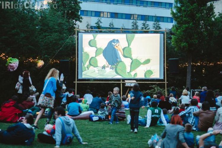 Jocuri antrenante, ateliere creative, activități captivante și proiecții de animații, pe 1 iunie, la Kiddy Festival, din Iulius Parc