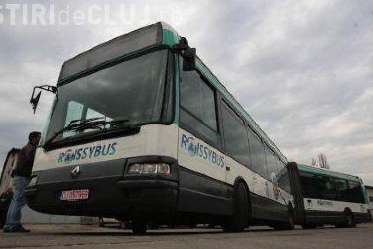 Un troleibuz nou cumparat de Primarie de la Astra Arad, costa cat 15 autobuze second-hand luate din Franta!