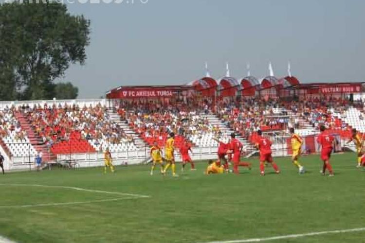 FC Ariesul Turda a pierdut meciul cu  Vointa Sibiu, 0-2!