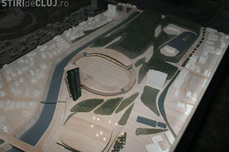 Sala Polivalenta Cluj va fi construita de firma Con-A! VEZI care au fost ofertele