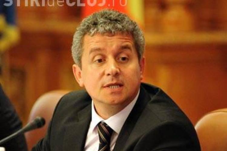 Daniel Buda este singurul candidat la functia de presedinte al PDL Cluj